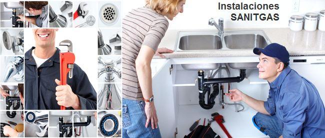 Instalaciones de agua y gas SaniGas bernal