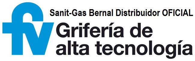 Agua Plomeria griferia FV Sanit Gas Bernal
