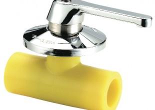 llave de paso para gas sanitgas bernal